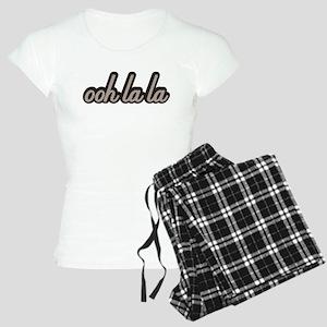 Ooh La La Women's Light Pajamas