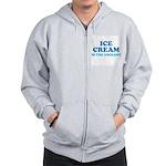 Ice Cream Zip Hoodie