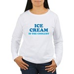 Ice Cream Women's Long Sleeve T-Shirt