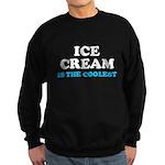 Ice Cream Sweatshirt (dark)