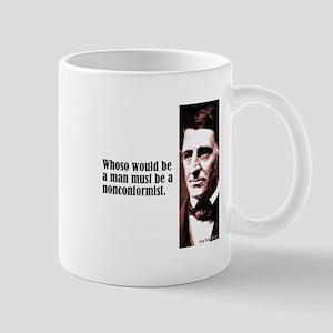 "Emerson ""Nonconformist"" Mug"