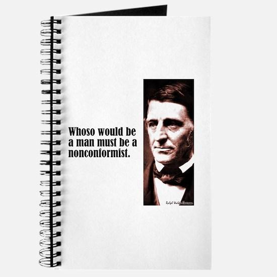 """Emerson """"Nonconformist"""" Journal"""