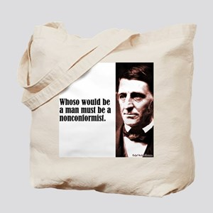 "Emerson ""Nonconformist"" Tote Bag"