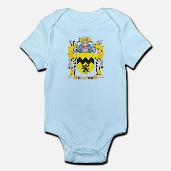 Mauricio Coat of Arms - Family Crest Body Suit