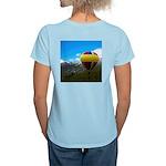 Women's Logo T-Shirt with Ballooning