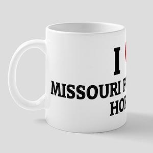 I Love Missouri Foxtrotter Ho Mug