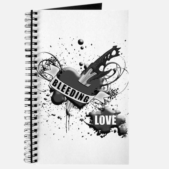 BLEEDING LOVE V2 Journal