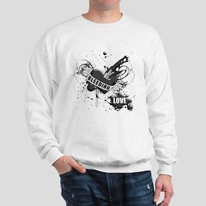 BLEEDING LOVE V2 Sweatshirt
