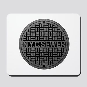 NYC Sewer Mousepad