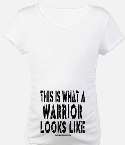 This is What a WARRIOR Looks Shirt