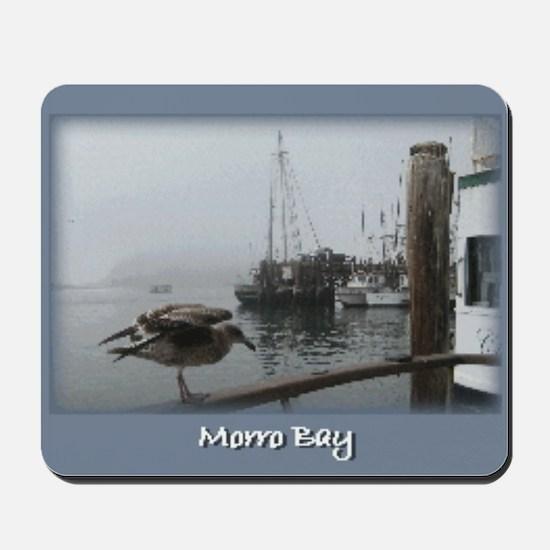 Morro Bay CA Mousepad