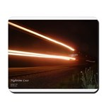 trains -Mousepad Ask Me About My RR