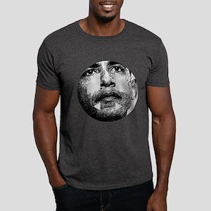 Obama Peace Sign Dark T-Shirt