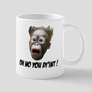 Show your attitude! Mug