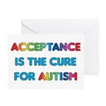 Autism Acceptance Greeting Cards