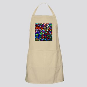 Shards of Time BBQ Apron