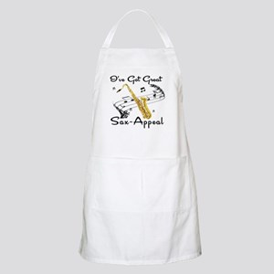 I've Got Great Sax-Appeal BBQ Apron