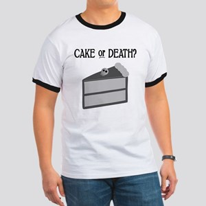 Cake or Death Ringer T