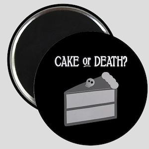 Cake or Death Magnet