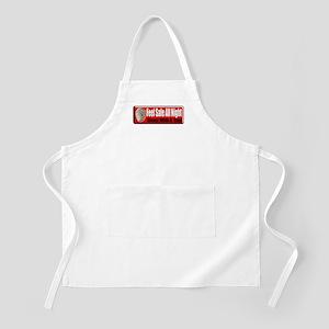 Feel Safe BBQ Apron