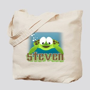 Adorable Steven Turtle Tote Bag