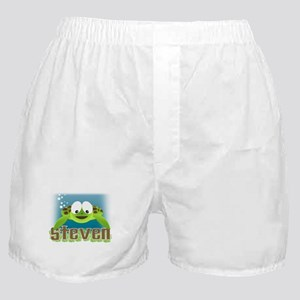 Adorable Steven Turtle Boxer Shorts