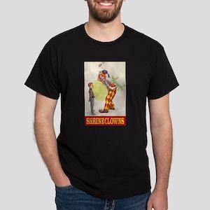 Shrine Clowns Dark T-Shirt