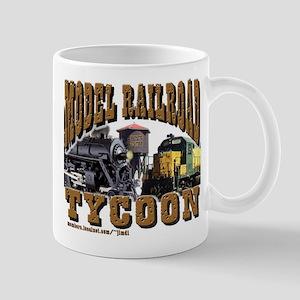 Train -Mug- Model RR Tycoon