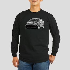 Cobalt SS Long Sleeve Dark T-Shirt