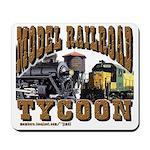 Train -Mousepad - Model RR Tycoon
