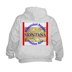 Montana-3 Hoodie