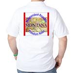 Montana-3 Golf Shirt