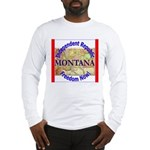 Montana-3 Long Sleeve T-Shirt