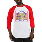 Montana-3 Baseball Jersey