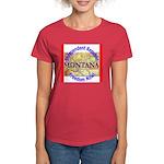 Montana-3 Women's Dark T-Shirt