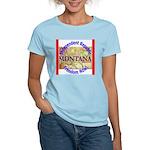 Montana-3 Women's Light T-Shirt