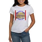 Montana-3 Women's T-Shirt