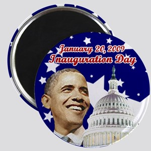 Obama inauguration Magnet