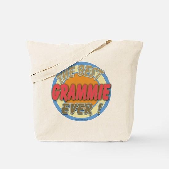 Best Grammie Ever Tote Bag