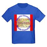 Montana-1 Kids Dark T-Shirt