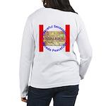 Montana-1 Women's Long Sleeve T-Shirt