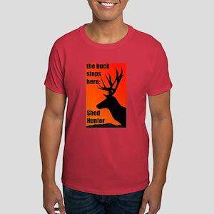 buck stops here Dark T-Shirt