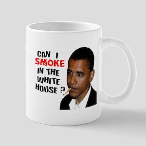 OBAMA GOT WEED Mug