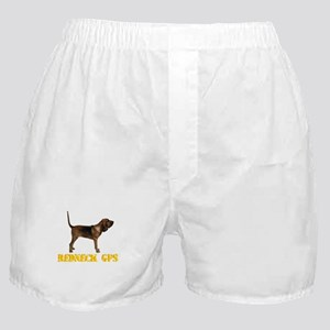 Redneck GPS Boxer Shorts