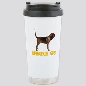 Redneck GPS Stainless Steel Travel Mug
