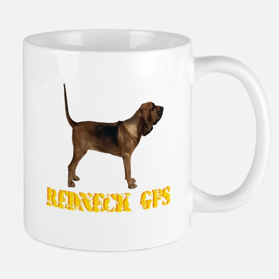 Redneck GPS Mug