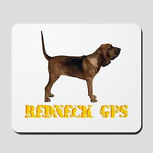 Redneck GPS Mousepad