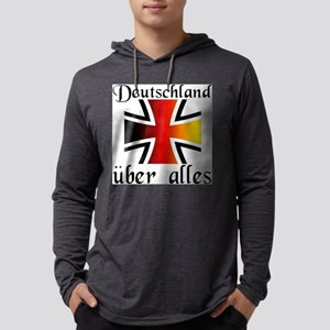 Deutschland uber alles Long Sleeve T-Shirt