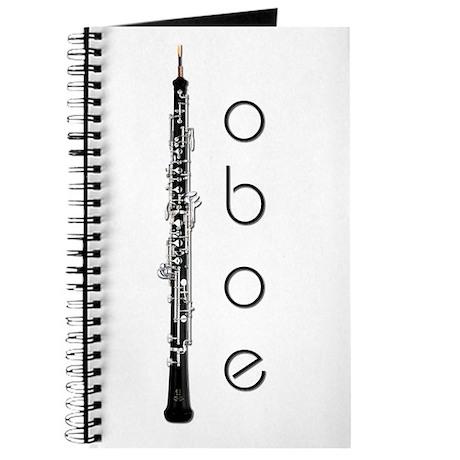 Oboe Oboeist Journal