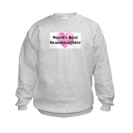WB Granddaughter Kids Sweatshirt